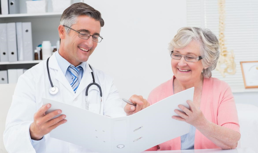 Arzt Patient Harmony